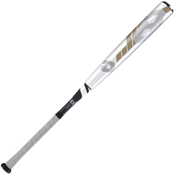 DeMarini-2016-CF8-BBCOR-Baseball-Bat,-White-Silver-Gold