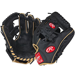 New - Rawlings Sporting Goods Rawlings Youth Gamer Infield Baseball Gloves
