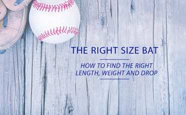 How to Size a Baseball Bat